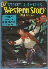 Buy Street & Smith's Western Story Magazine [v128 #2, February 17, 1934]~12