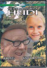 Buy The New Adventures Of Heidi DVD (color) Burl Ives Katy Kurtzman Johana SPYRIS