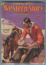Buy Street & Smith's Western Story Magazine [v130 #5, June 2, 1934]~1