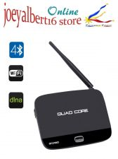 Buy F7 Android TV Box - Rockchip 3128 Quad Core CPU, Bluetooth 4.0, 1GB+8GB, Wi-Fi,