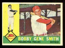 Buy 1960 TOPPS BOBBY GENE SMITH, #194, NM (60T0222)