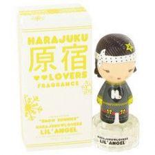 Buy Harajuku Lovers Snow Bunnies Lil' Angel by Gwen Stefani Eau De Toilette Spray .33 oz