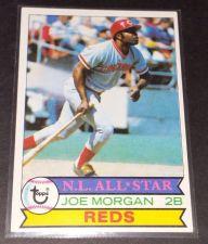 Buy VINTAGE JOE MORGAN REDS 1978 TOPPS #20 GD-VG