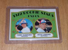 Buy VINTAGE 1972 TOPPS ROOKIE STARS BASEBALL #489 GD-VG