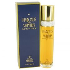 Buy Diamonds & Saphires By Elizabeth Taylor Eau De Toilette Spray 3.4 Oz