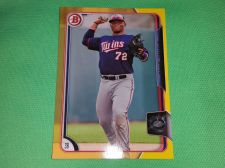 Buy MLB Miguel Sano Twins 2015 TOPPS YELLOW 1st Rookie BASEBALL MNT