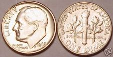 Buy 1968-P BRILLIANT UNCIRCULATED ROOSEVELT DIME~FREE SHIP~