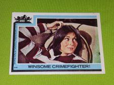 Buy VINTAGE 1977 CHARLIES ANGELS TELEVISION SERIES COLLECTORS CARD #200 GD-VG