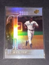 Buy MLB CLIFF FLOYD MARLINS 2000 UPPER DECK SPX INSERT #48 GD-VG
