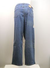 Buy PLUS SIZE 26W Womens Jeans Slimming Stretch JUST MY SIZE Classic Fit Inseam 31