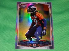 Buy NFL Bradley Roby Denver Broncos 2014 Topps Chrome Refractor Rookie Mnt
