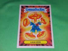Buy RARE 2016 LOUD LEO GARBAGE PAIL KIDS Collectors Card Mnt