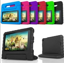 Buy Fire 7 HD 8 10 5th Gen 2015 Kids Handle Light Case Cover Stand for Amazon Kindle