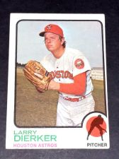 Buy MLB LARRY DIEKER ASTROS 1973 TOPPS #375 GD-VG