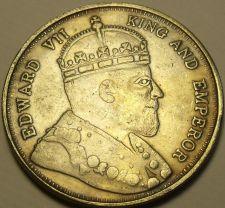 Buy Hong Kong Fantasy Issue 1866 Dollar~Huge 38.1mm Medallion~Free Shipping