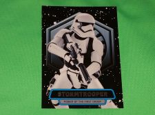 Buy 2016 Topps Star Wars STORMTROOPER Collectors Card Mnt