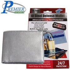 Buy PREMIER® ID STEEL DEFENSE WALLET MENS/WOMENS