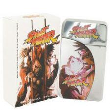 Buy Street Fighter by Capcom Eau De Toilette Spray 3.4 oz (Men)