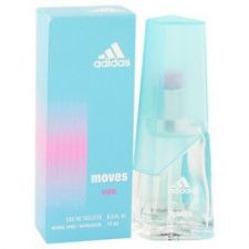Buy Adidas Moves by Adidas Eau De Toilette Spray 0.5 oz (Women)
