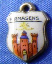 Buy PIRMASSENS Enamel & Silver Travel Shield Souvenir Charm