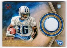Buy NFL 2015 TOPPS VALOR TRE MCBRIDE PATCH /289 MNT