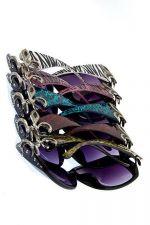 Buy Women's Fashion Sunglasses Maximum UV 400 Protection Lens. With Case