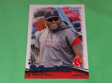 Buy MLB David Ortiz Boston Red Sox 2014 Topps Opening Day Baseball GD-VG