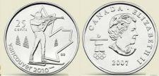 Buy UNC CANADA OLYMPIC 2007 BIATHLON QUARTER~FREE SHIP