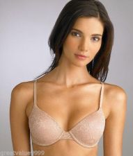 Buy A422C Calvin Klein Perfectly Fit Chantilly Lace T-Shirt Contour UW Bra F2623 New