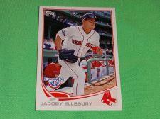 Buy MLB Jacoby Ellsbury Red Sox 2013 Topps Baseball GD-VG