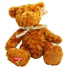 Buy Dakin 14 Inch Teddy Bear With Bowtie, Rust,