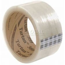 "Buy CLEAR TAPE - NEW 1 Roll 3M 369 Tartan 1.88"" wide x 109 yds box carton packing"