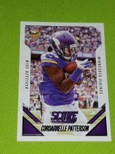 Buy NFL 2015 PANINI CORDARELLE PATTERSON VIKINGS SUPERSTAR #164 MNT