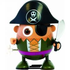 Buy Eggbods Captain Hardboiled Wind Up Toy,B07J1200