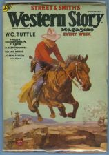 Buy Street & Smith's Western Story Magazine [v133 #2, September 15, 1934]~15