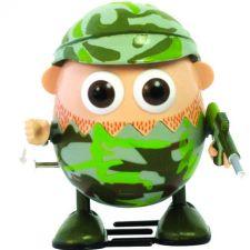 Buy Eggbods Crack Commando Wind Up Toy,-B01J1200