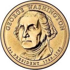 Buy UNC 2007P GEORGE WASHINGTON PRESIDENTIAL DOLL~FREE SHIP