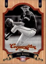 Buy 2012 Panini Cooperstown #57 Phil Niekro Atlanta Braves