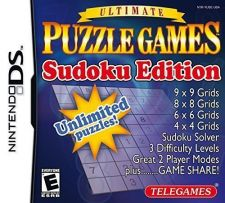 Buy Puzzle Games Sudoku Edition - Nintendo DS