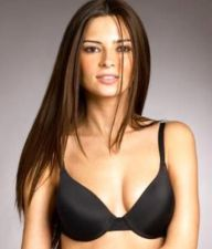 Buy XB135 Donna Karan NEW 353516 Black Simply Beautiful Laced Contour UW Bra 32DD PR