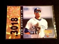 Buy MLB KEN GRIFFEY JR 1999 PINNACLE 300 SERIES INSERT #301 GD-VG