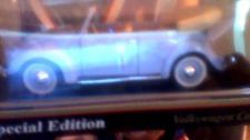 Buy 1951 VOLKSWAGEN CABRIOLET 1:18 DIE CAST SPECIAL EDITION MAISTO VW BUG BEETLE