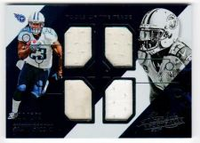 Buy NFL 2014 PANINI ABSOLUTE SHONN GREENE QUAD GAME WORN JERSEY /249 MNT