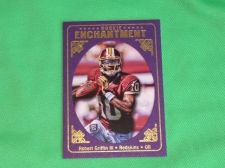 Buy NFL Robert Griffin III Redskins 2012 Topps Rookie Enchantment RC Mnt