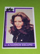 Buy VINTAGE 1977 CHARLIES ANGELS TELEVISION SERIES COLLECTORS CARD #155 GD-VG