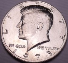 Buy United States Unc 1973-P Kennedy Half Dollar~Free Shipping