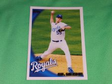 Buy MLB Gil Meche Royals Superstar 2010 TOPPS BASEBALL GD-VG
