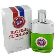 Buy BRITISH STERLING by Dana After Shave 3.8 oz (Men)