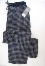 Buy A0027 PERRY ELLIS Men's Drawing String Waistband Flannel Lounge Pant 862518 New