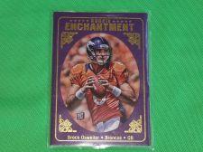 Buy NFL Brock Osweiler Denver Broncos 2012 Topps Rookie Enchantment RC Mnt